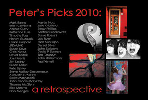 Peter's Picks Retrospective 2010